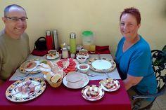 Breakfast in Beny and Roberto Hostel | Wild Caribe