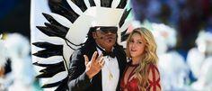 Resenha: Shakira e Astros da Música Fazem Encerramento Enérgico da Copa
