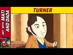 Art with Mati and Dada – Turner | Kids Animated Short Stories in English - YouTube