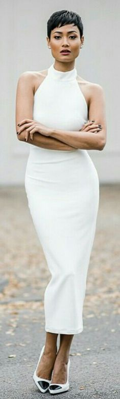 White + Minimal / Fashion by Micah Gianneli