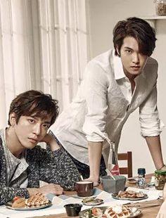 Yonghwa and Jonghyun