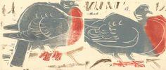 pigeons & doves | Greg Poole - Artist / Illustrator based in Bristol, UKGreg Poole – Artist / Illustrator based in Bristol, UK