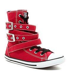 Converse Womens Chuck Taylor AllStar Sidney XHi Sneakers #Dillards