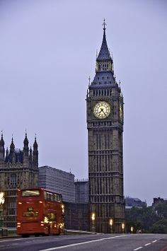 Big Ben - London - England (von Francisco Diez)