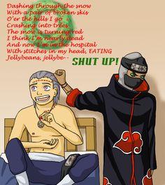 O_O Hidan... | Naruto