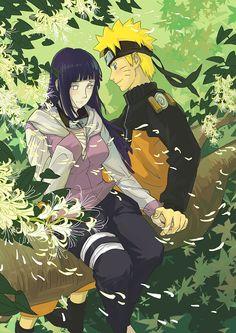 Naruto - Naruto Uzumaki x Hinata Hyuuga - NaruHina