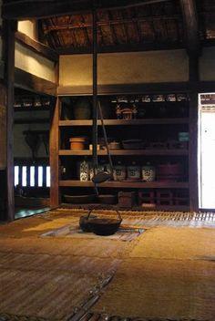 Japanese farmhouse