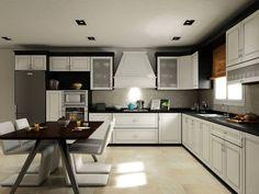 O kadar tutuldu ki modası geçmiyor. Beyaz mutfak yaptırırken araştırmanız gereken en önemli nokta da hiç şüphesiz beyaz mutfak dolabı modelleri..