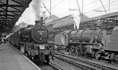 Stanier Jubilee at Crewe