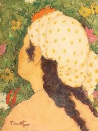 Global Art, Art Market, Past, Yellow, Artwork, Painting, Artist, Art Work, Past Tense