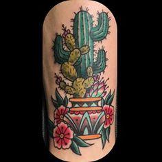 cactus tattoo - Google Search