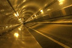 Elbtunnel by Carsten Krause on 500px