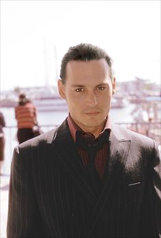 Johnny Depp - Photocall: From Hell (2001)