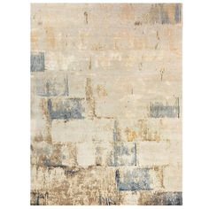 Wall-Sky Rug | From a unique collection of antique and modern indian rugs at https://www.1stdibs.com/furniture/rugs-carpets/indian-rugs/