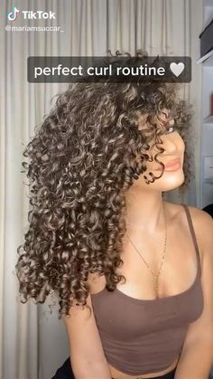 curl routine 🤩