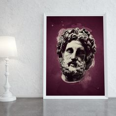 Poster ou Tela MDF - Empire of Wine