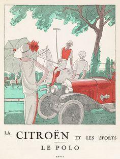 Eso una postal de jugadores de Argentina de Polo. Este es bueno para enviar a amigos y familia. La postal es simple pero bonito.