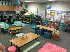 Flexible seating 1st grade:) I'm so excited to start!