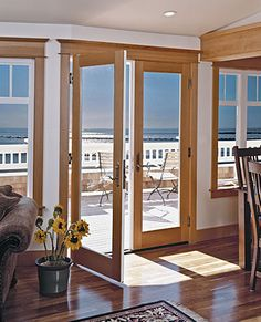 Watch Bob and learn how to replace windows with french doors