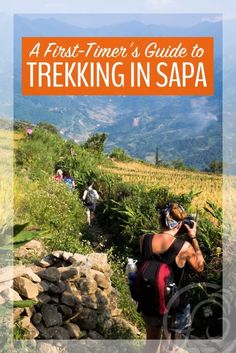 Sapa is home to Vietnam's highest peak, Fan Si Pan, which tickles the clouds 3143m above sea level, keeping watch over the terraced rice paddies that line Sapa's steep valley walls. Here's your complete guide to trekking in Sapa, Vietnam.