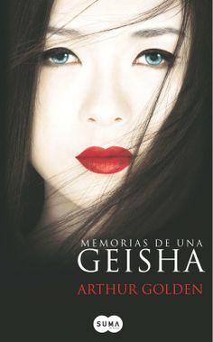 Memorias de una Geisha de Arthur Golden