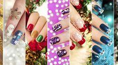 Ilyen legyen a körmöd Karácsonykor! Swag Nails, Fun Nails, Nail Pro, Nails On Fleek, Nail Designs, Handmade, Crafts, Diy, Cosmetics