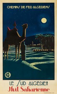 Algeria (S. Besse ca. 1930)