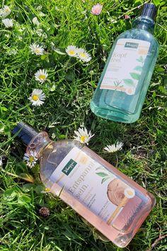 Werbung   Hast du Lust dich morgens schon fit und entspannt zu fühlen? Dann solltest du die neuen Kneipp Wirkduschen unbedingt einmal ausprobieren. ;)  #kneipp #kneippwirkduschen Drinks, Bottle, Fit, Beauty, Varicose Veins, Immune System, Mint, Flasks, Advertising