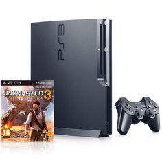 acheter des produits pas chers: PlayStation®3 Offre combinée : Uncharted 3 : L'illusion de Drake et PS3™ 320 Go