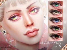 Pralinesims' Magillanica Eyes N126