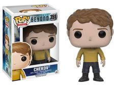 Star Trek Beyond Pop! Chekov Vinyl Figure
