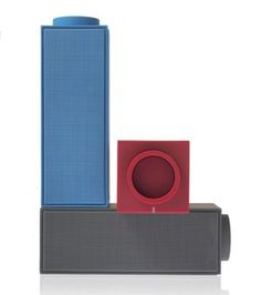 Native Union Switch Speaker for Father's Day -- so smart! Lets you alternate between music, gaming and phone calls!