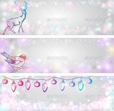 Realistic Graphic DOWNLOAD (.ai, .psd) :: http://hardcast.de/pinterest-itmid-1005767966i.html ... Shining Christmas Backgrounds ...  animal, background, banner, bird, card, christmas, december, decoration, deer, design, drawing, festival, garland, holiday, light, nature, old, retro, snow, snowflake, vector, vintage, winter  ... Realistic Photo Graphic Print Obejct Business Web Elements Illustration Design Templates ... DOWNLOAD :: http://hardcast.de/pinterest-itmid-1005767966i.html