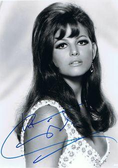 Claudia Cardinale Original Signiertes Großfoto | eBay