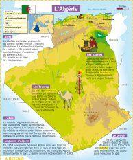 Fiche exposés : L'Algérie