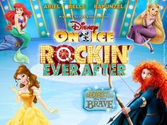 Disney On Ice Rockin' Ever After at Taco Bell Arena! October 17-20 for 6 performances!  http://tacobellarena.com/2013/disney-on-ice-presents-rockin-ever-after/ #THISISBOISE #BOREDDONTBLAMEUS
