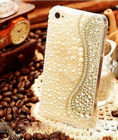 ELEGANT PEARL iPhone 5 case, iphone 4 case,