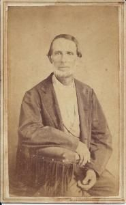 Capt. William F. Gibson, Co I, 8th Arkansas Infantry - See also https://battleoffranklin.wordpress.com/2012/10/28/saved-by-a-fellow-mason/