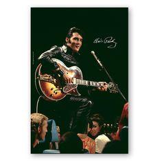 Pôster Elvis - ´68 Comeback Black