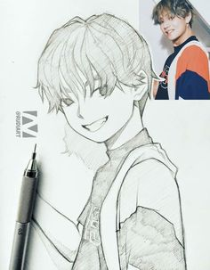 This Illustrator Sketches People As Anime Character And The Result Is Impressive ⋆ Anime & Manga