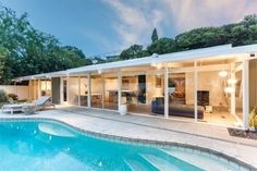 "Richard Dorman-Designed Post-and-Beam Pad Wants $2.649M  Crowned a ""quintessential Midcentury"" listing by the brokerbabble, this L.A. post-and-beam pad just hit the market for $2.649M, marking a big bump up from the $1.985M it sold for just five years ago. Built in 1959 by Richard Dorman—a West Coast modernist architect"