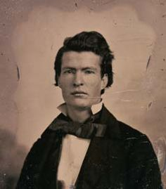 You know who was ridiculously handsome when he was young and bears an uncanny resemblance to my future husband? Samuel Clemens aka Mark Twain.