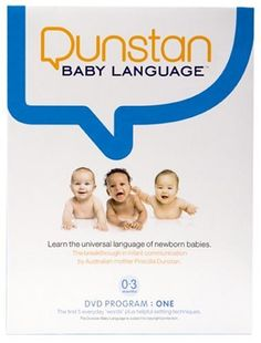 Why is my newborn crying? 5 baby cries and what they mean. Dunstan Baby Language -- Learn the universal language of newborn babies