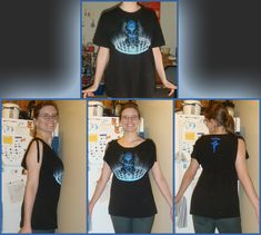 T-shirt Modification 15 by ~mistr3ssquickly on deviantART