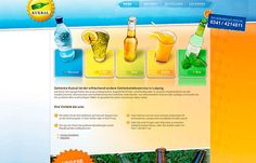 Amazing website navigation designs