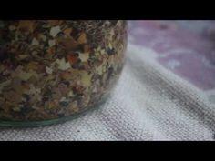 Making CalPhos fertiliser - YouTube