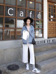 Fashion, style, asian style, asian fashion, korean style, korean fashion, k-style, k-fashion, ulzzang, kpop, ootd, dailylook, lookbook, street style