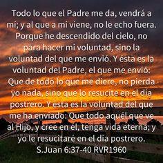 Juan 6:37 Single Parenting, People Quotes, Wisdom Quotes, Bible Verses, Stress, Faith, God, Awesome, Texts