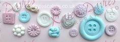 Moulds: Button Mould - Karen Davies Moulds