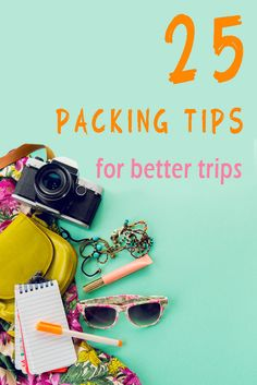 Getting ready for your spring break getaway? Let us help you pack smart!